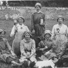 7 Merry Women War Workers WWI