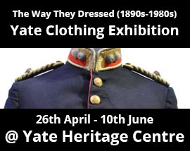 Clothing in Yate Exhibition