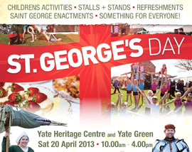 St George's Day - 2013