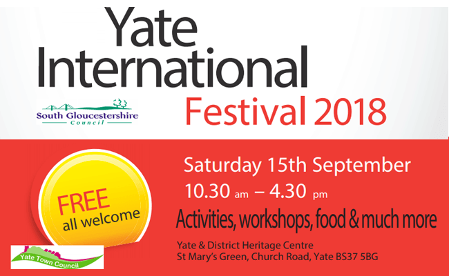 Yate International Festival 2018
