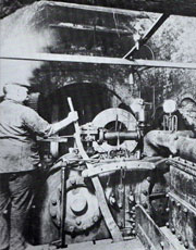 Frog Lane Colliery Engine